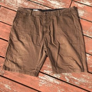 Volcom brown board shorts